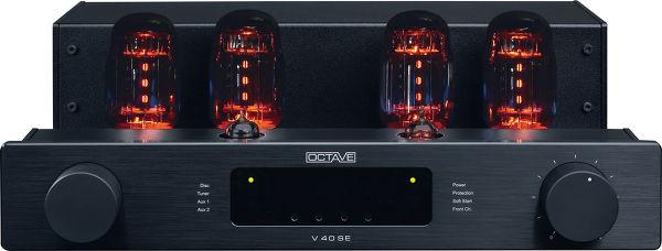 Amplificateur à tubes Octave V40 SE