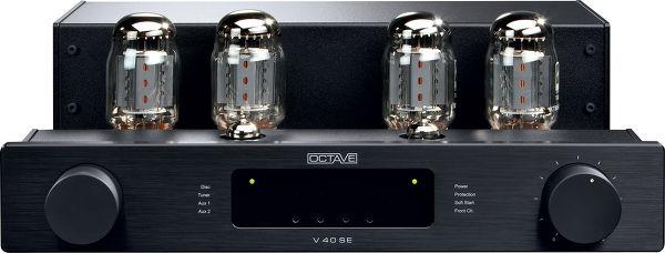 Octave V40SE Vue principale