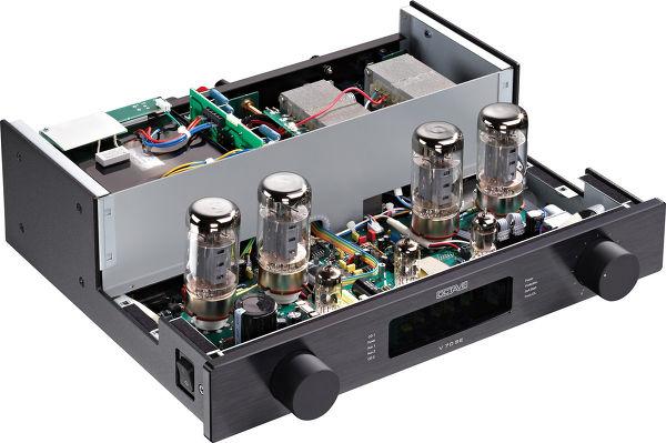 Amplificateur à tubes Octave V70 SE