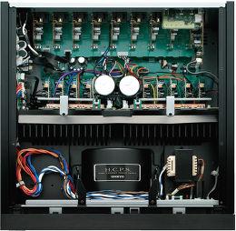 Onkyo PA-MC5501 Vue intérieure