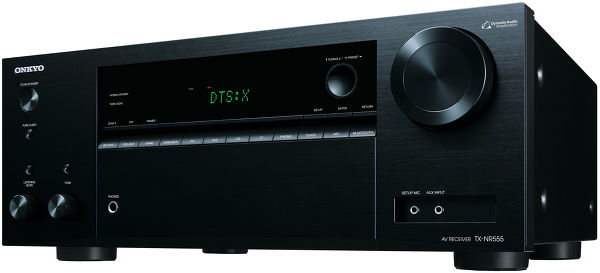 Amplificateur home-cinéma Onkyo TX-NR555