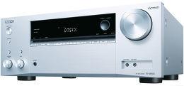 Onkyo TX-NR555 Vue 3/4 droite
