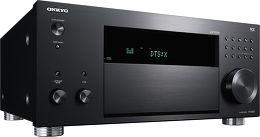 Onkyo TX-RZ810 Vue 3/4 gauche