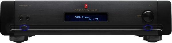 Parasound Halo P7 Vue principale