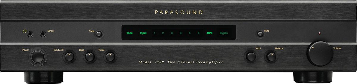 parasound model 2100 pr amplis hi fi son vid. Black Bedroom Furniture Sets. Home Design Ideas