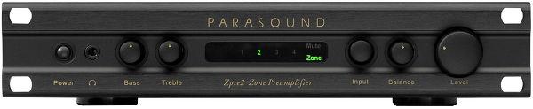 Parasound Zpre2 Vue principale
