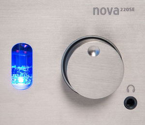 Peachtree Audio Nova 220SE : tube
