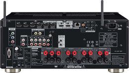 Pioneer SC-LX501 Vue arrière