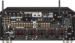 Pioneer SC-LX901 Vue arrière