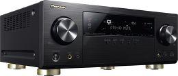 Pioneer VSX-1123 Vue 3/4 gauche