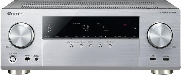 Pioneer VSX-529 Vue principale