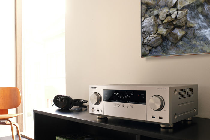 Pioneer VSX-924 : ampli home-cinéma polyvalent