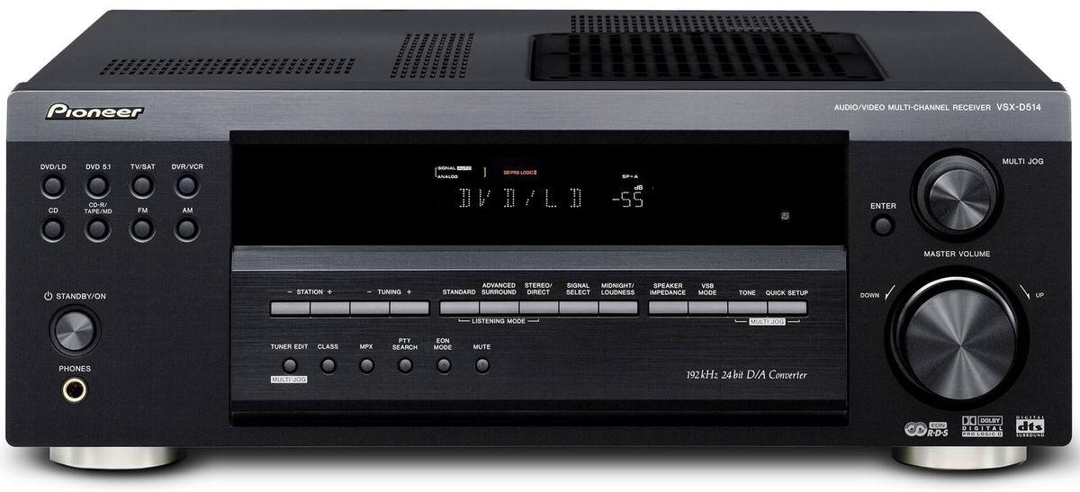 Pioneer Vsx D514k Amplis Home Cin Ma Son Vid