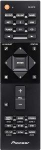 Pioneer VSX-LX302 télécommande