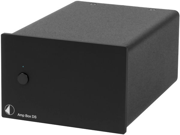 Pro-Ject Amp Box DS Vue principale