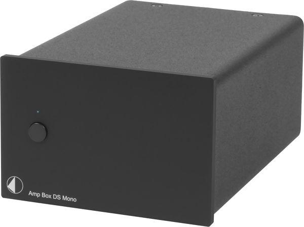 Pro-Ject Amp Box Mono DS Vue principale
