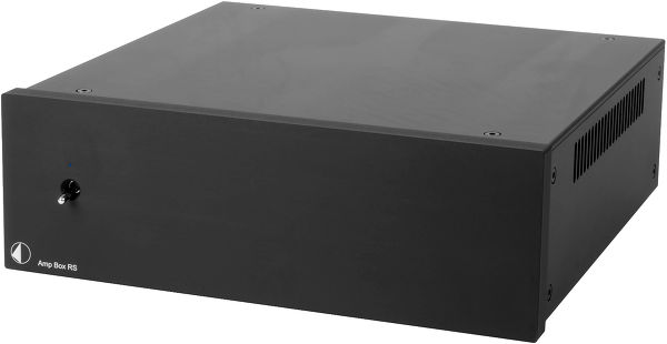 Pro-Ject Amp Box RS Vue principale