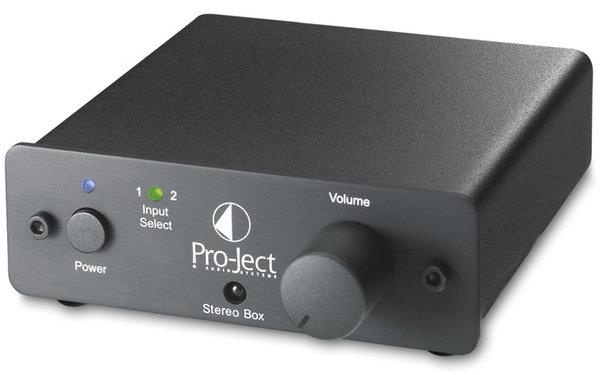 Pro-Ject St�r�o Box Vue principale