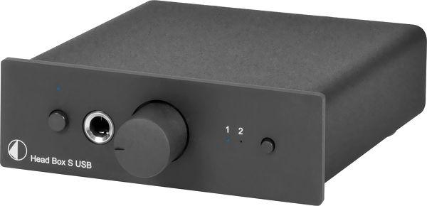 Pro-Ject Head Box S USB Vue principale