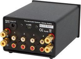 Pro-Ject Stereo Box DS Vue arrière
