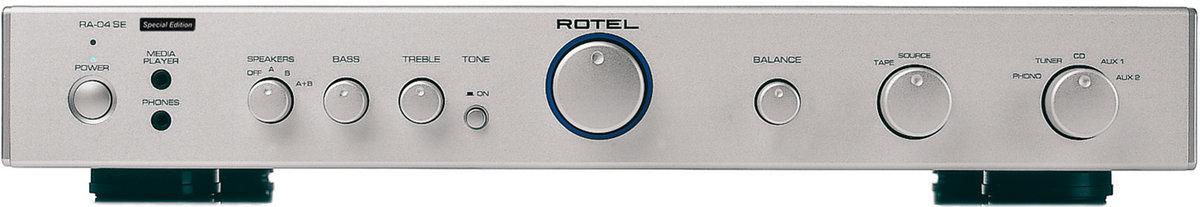Rotel RA-04 SE Amplis hi-fi stéréo