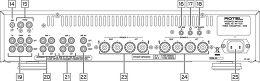 Rotel RA-1520 Vue de détail 2