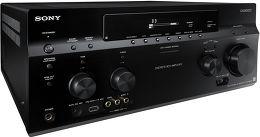 Sony STR-DA5800ES Vue 3/4 gauche