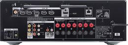 Sony STR-DN860 Vue arrière