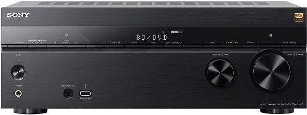 Sony STR-DN860 Vue principale