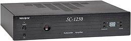 Velodyne SC-1250 Amp Vue principale