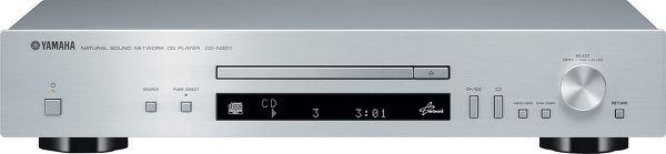 Yamaha CD-N301 Vue principale