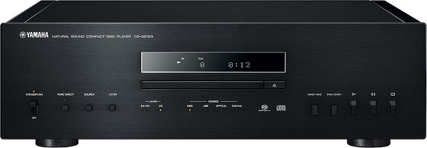 Yamaha CD-S2100 Vue principale