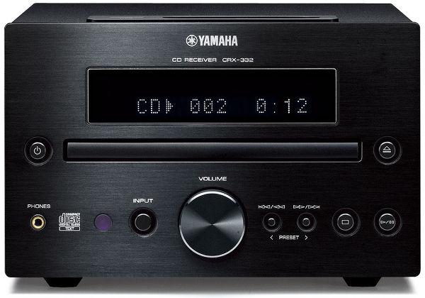 yamaha crx 332 amplis hi fi st r o son vid. Black Bedroom Furniture Sets. Home Design Ideas