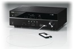 Yamaha HTR-3067 Mise en situation 1