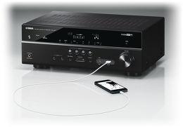 Yamaha HTR-4067 Mise en situation 1