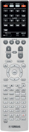 Yamaha RX-A1040 télécommande