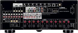 Yamaha MusicCast RX-A2060 Vue arrière