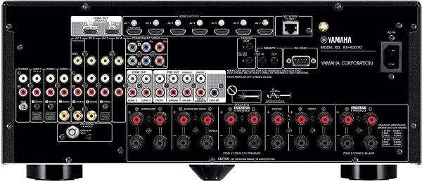 Yamaha MusicCast RX-A2070