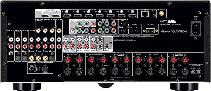 Yamaha RX-A3060