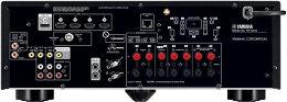 Yamaha MusicCast RX-A670 Vue arrière
