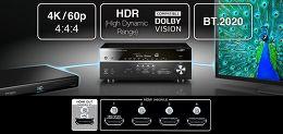 Yamaha MusicCast RX-A670 Vue technologie 2