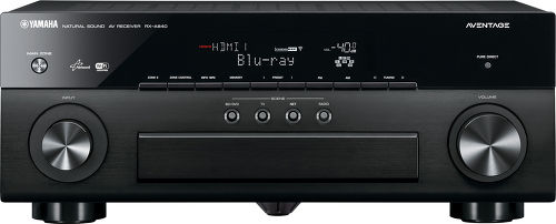 L'ampli home-cinéma Yamaha RX-A840 avec préampli phono MM