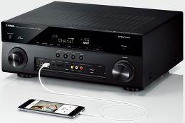 Yamaha MusicCast RX-A850 Mise en situation 4