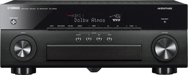 Yamaha MusicCast RX-A860 Vue principale