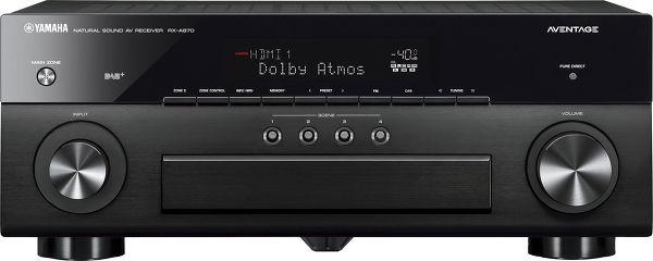 Yamaha MusicCast RX-A870 Vue principale