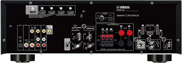 Yamaha RX-V383