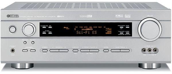 Yamaha RX-V440 RDS Vue principale