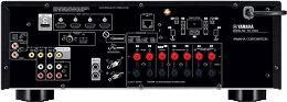 Yamaha MusicCast RX-V583 Vue arrière