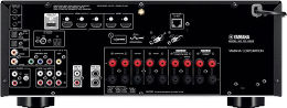 Yamaha MusicCast RX-V683 Vue arrière