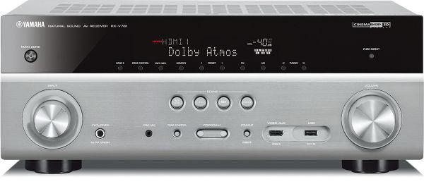 Yamaha MusicCast RX-V781 Vue principale